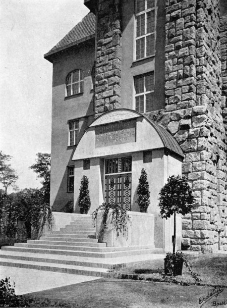 Jewish Charity Hospital (ex: Jewish Chevra Kadisa Home of Elderly)