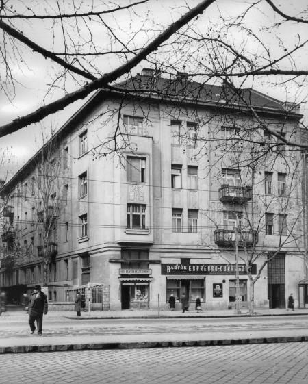 Apartments Bartók Béla street (ex: Fehérvári út 27)