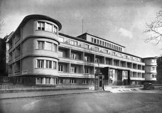 Boarding House in Andrássy street 111