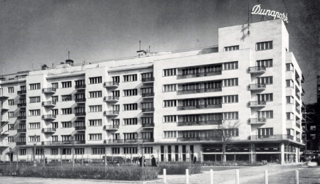 Apartments Pozsonyi street 38-40