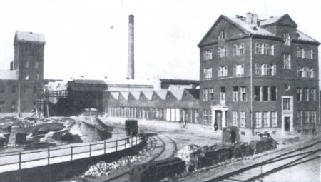 Domestic Comb and Weaving Factory