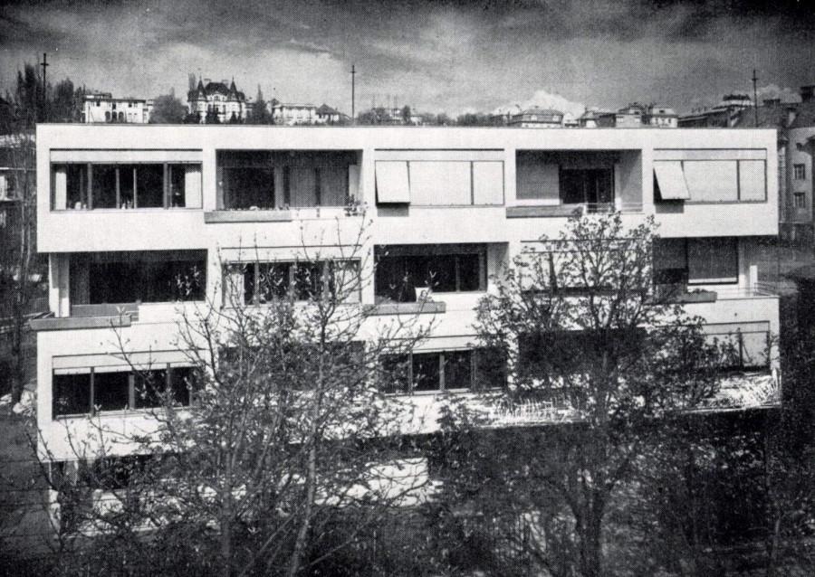 Apartments Pasaréti street