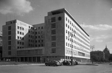 Representatives House (ex: Interior Ministry, Party House, ÁVH)
