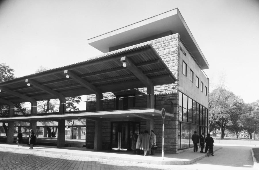 MÀVAUT Bus Terminal