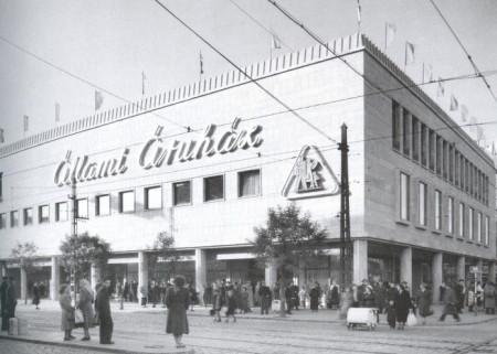 Újpest Department Store' (ex: State Department Store)