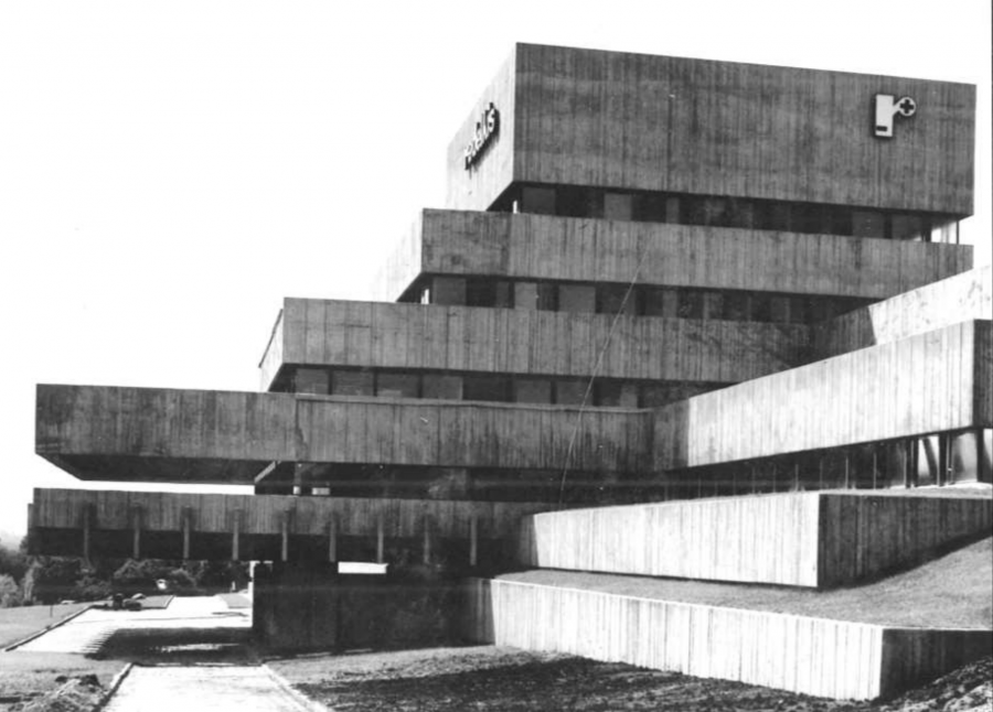 Radelkis Cooperative's headquarters and factory