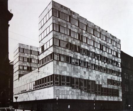 Milton House (ex District Building of the Socialist Party)