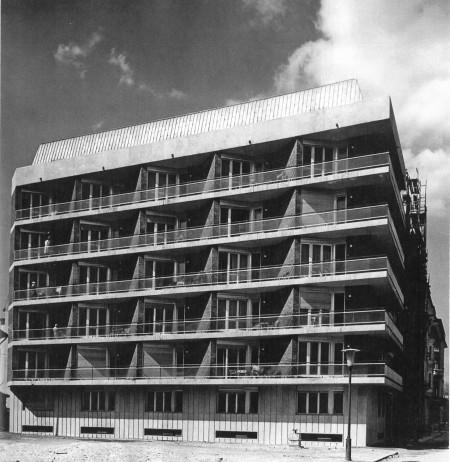 Apartments Döbrentei street 12
