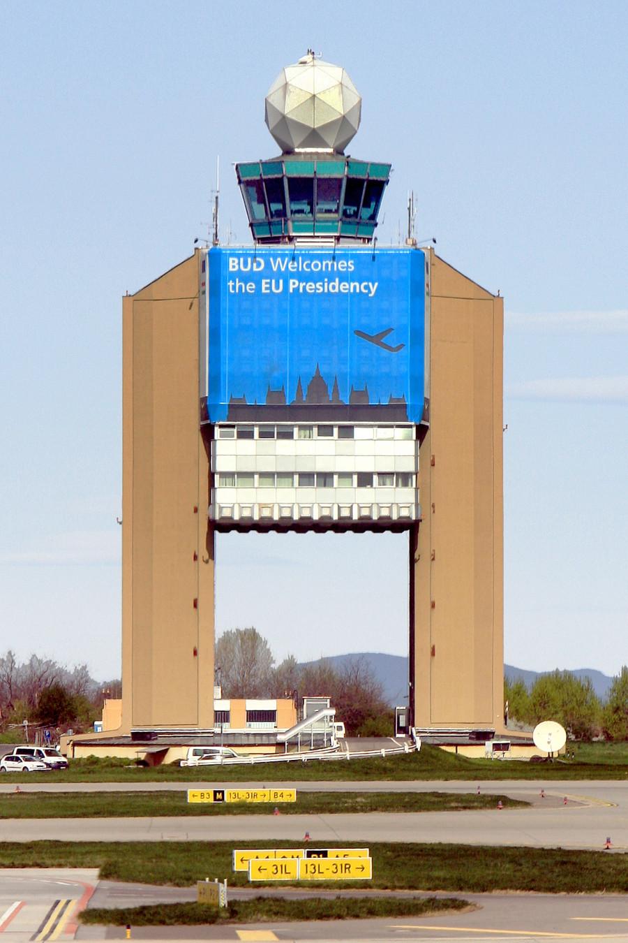 Ferihegy Control Tower