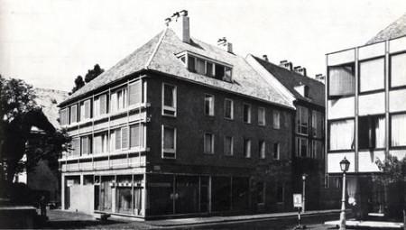 Apartments Úri street 30