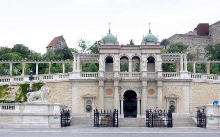 Várkert Bazár restoration