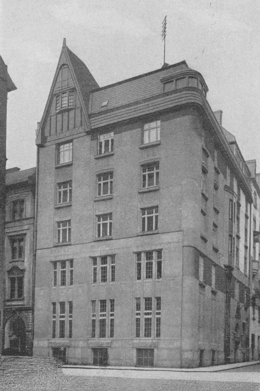 Apartments Molnár street 25