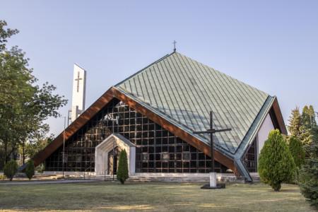 Eusebius Parish Church of Pünkösdfürdö