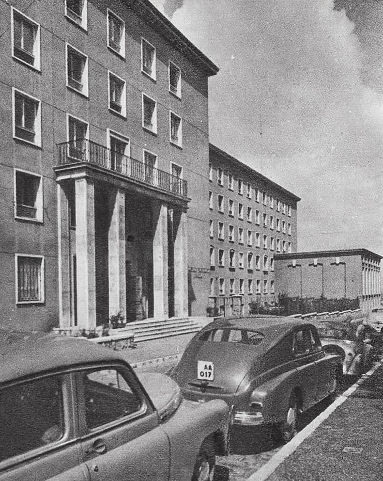 MTI (Hungarian Telegraph Office) Headquarters